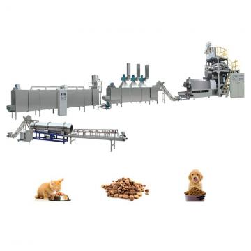 Ce Approved Dog Food Processing Equipment