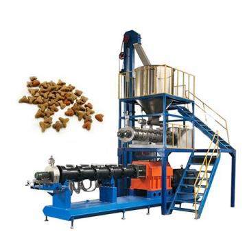 New Condition High Automatic Dry Dog Food Making Machine
