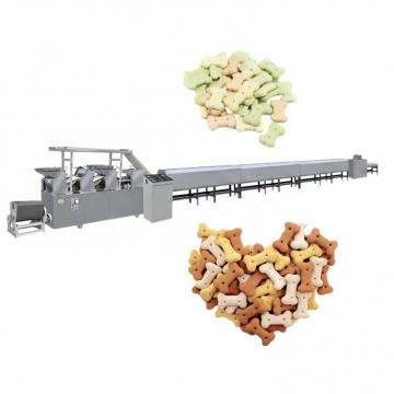 Pet Biscuit Production Line Dog Food Making Machine