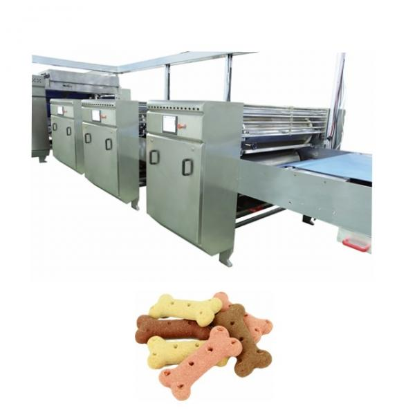Automatic Eco-Friendly and Stocked Biscuit Maker Encrusting Machine