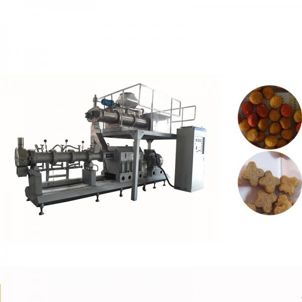 Ce Approved Pet Food Making Machine Line Floating Fish Feed Production Line
