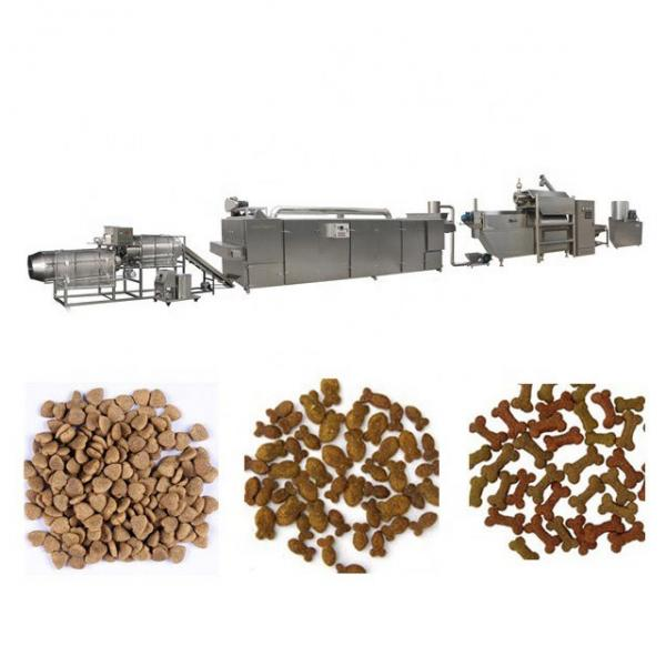 Cheap Price Dog Treats Making Machine /Pet Food Extruder for Sale