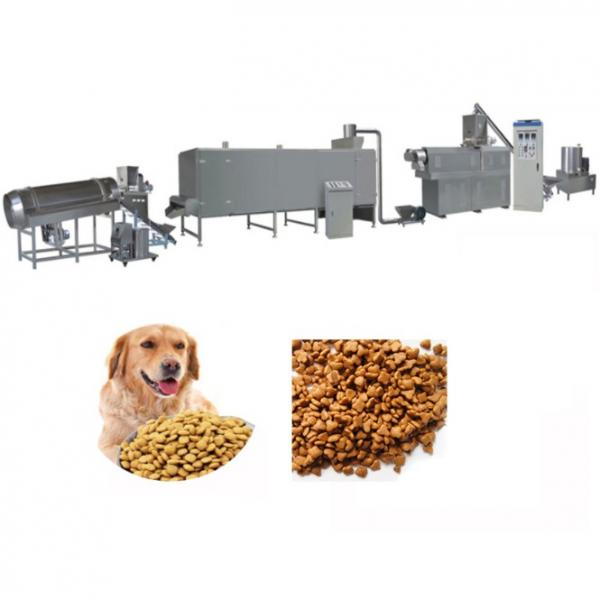 Double Color Dog Chews Pet Treats Processing Machinery