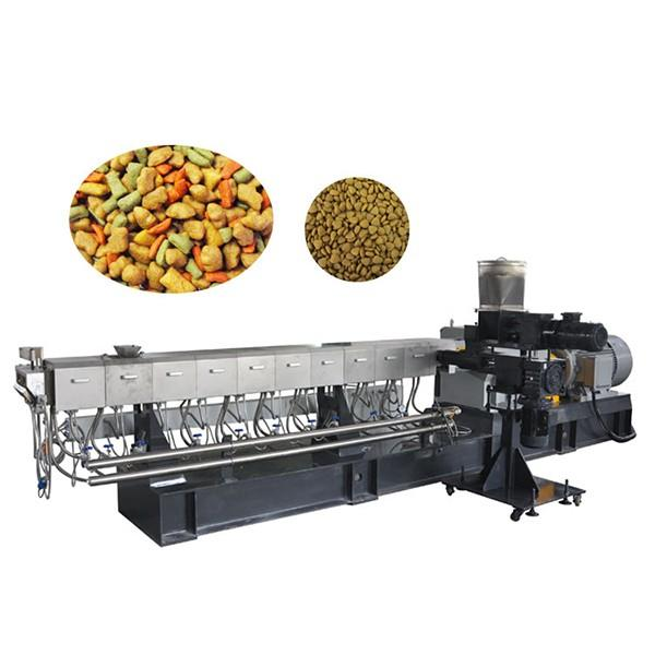 Hot Sale Pet and Fish Food Processing Machinery